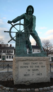 They that go down to the sea in ships 1623-1923